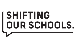 Shifting our Schools Podcast Logo