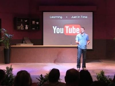 Conferences with Jeff Utecht